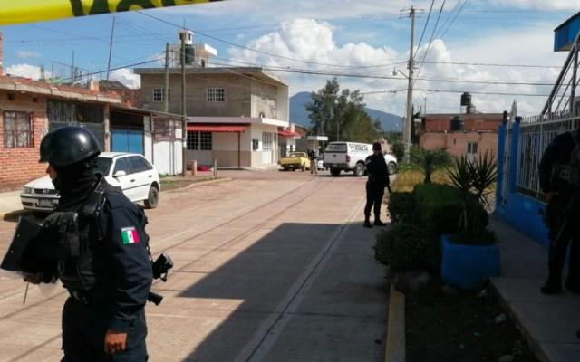 Matan a madre e hijo durante ataque a un domicilio en Michoacán - Ataque armado a vivienda del municipio de Jacona