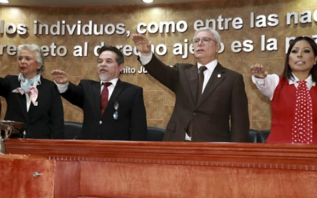 SCJN decidirá sobre mandato en Baja California, explica Sánchez Cordero - Foto de Notimex