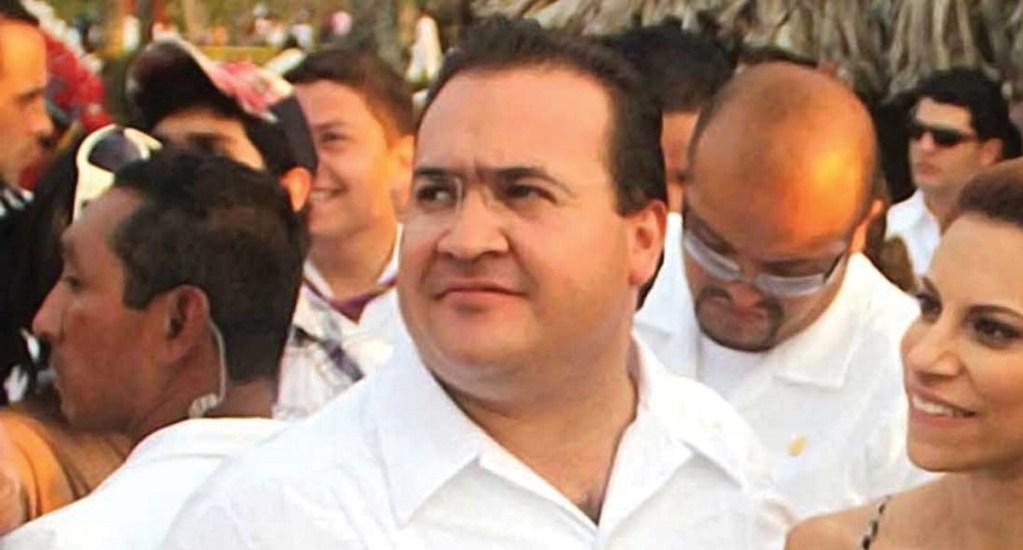Ratifican pena de nueve años de cárcel a Javier Duarte - Foto de Notimex / Archivo
