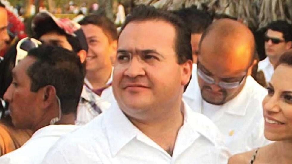 Niega Javier Duarte haberle regalado un Ferrari a Peña Nieto - Foto de Notimex / Archivo