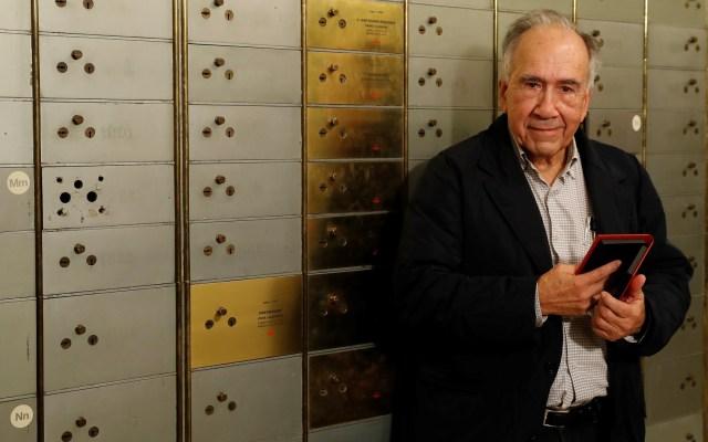 Poeta Joan Margarit gana el Premio Cervantes 2019 - Poeta Joan Margarit. Foto de EFE