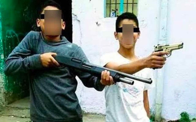 Menores de edad, en la mira del crimen organizado: Sánchez Cordero - Crimen organizado busca reclutar a menores de edad, dice la titular de la SEGOB