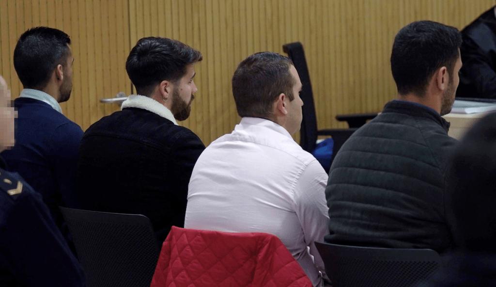Cuatro integrantes de 'La Manada' enfrentarán nuevo juicio por abusos sexuales - Foto de EFE