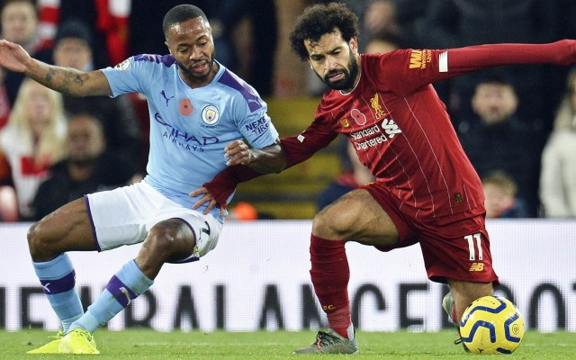 Liverpool golpea al Manchester City y lidera la Premier League - Liverpool Manchester City partido