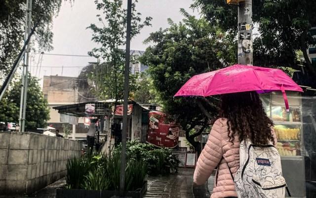 Lluvias afectarán este domingo al centro, sur y occidente del país - Foto de Notimex