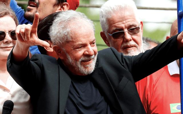"""Lula da Silva condena """"golpe de Estado"""" contra Evo Morales - Foto de EFE"""