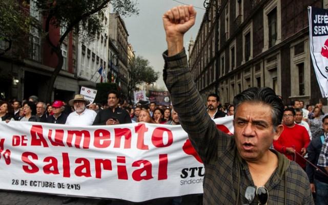 Las movilizaciones de este jueves 16 de julio en la Ciudad de México - manifestaciones cdmx