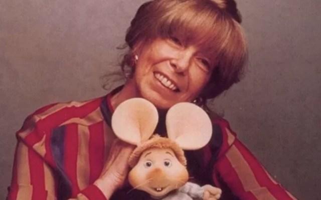 Murió María Perego, creadora de 'Topo Gigio' - Foto de Internet
