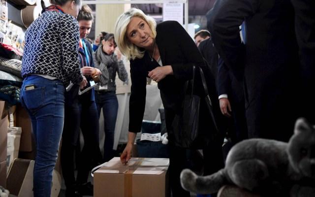 """Marine Le Pen felicita a Vox por su """"fulgurante progresión"""" en elecciones de España - Marine Le Pen Francia ultraderecha"""