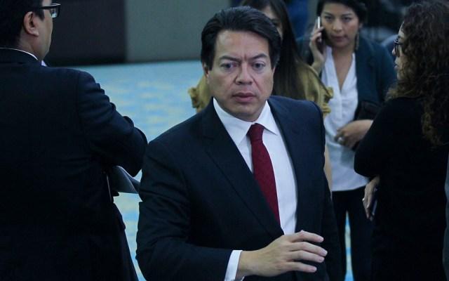 Sede alterna paraaprobación de presupuesto fue para evitar confrontación en San Lázaro: Delgado - Mario Delgado
