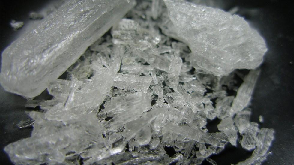 Detienen a dos profesores de química por fabricar metanfetamina - metanfetamina