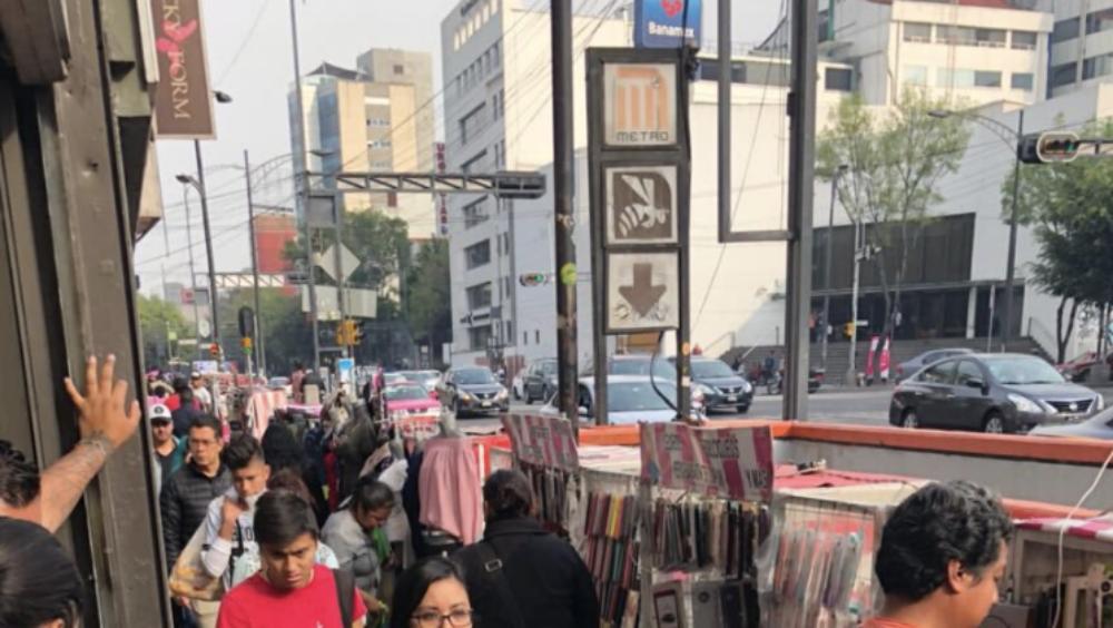 Investigan muerte de usuario en el Metro Chilpancingo - López-Dóriga