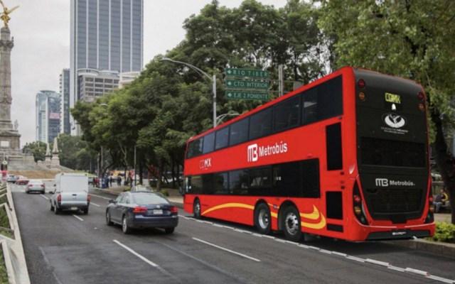 Investigan corrupción en permisos de Línea 7 del Metrobús - Foto de archivo