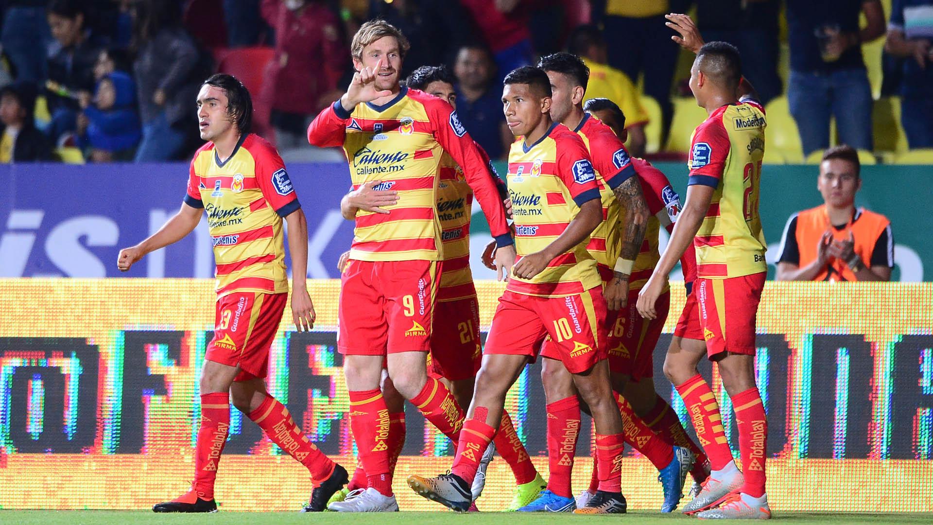 Morelia Puebla partido Liga MX
