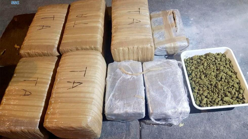 Detienen a mujer con 83 kilos de mariguana en la colonia Morelos - mariguana colonia morelos