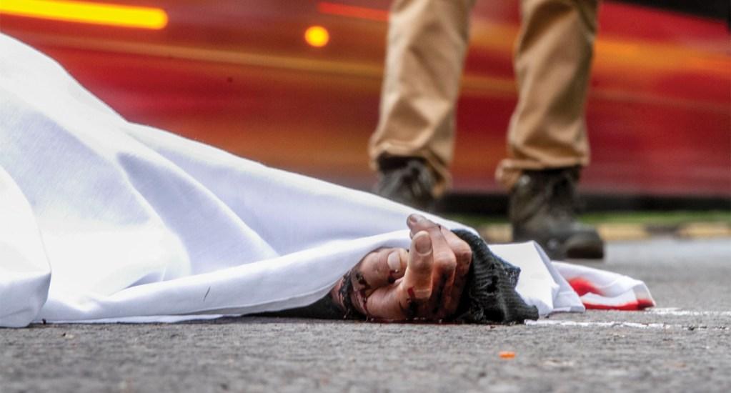 En 2018 más de 93 mil personas murieron en accidentes de tránsito en México - Foto de Notimex