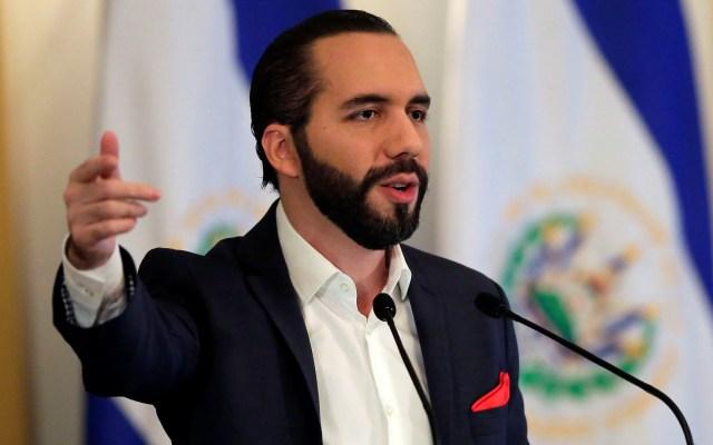 El Salvador ordena expulsión de diplomáticos de Venezuela - Nayib Bukele, presidente de El Salvador. Foto de EFE