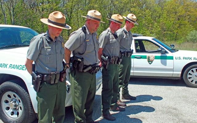 Trump envía a guardaparques a patrullar la frontera con México - Foto de National Park Service