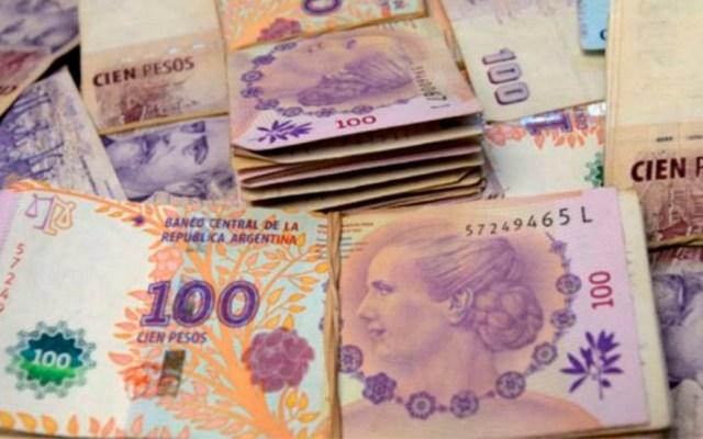 Alberto Fernández dice que pagará la deuda de Argentina cuando el país crezca - Peso argentino. Foto de Mirada Central