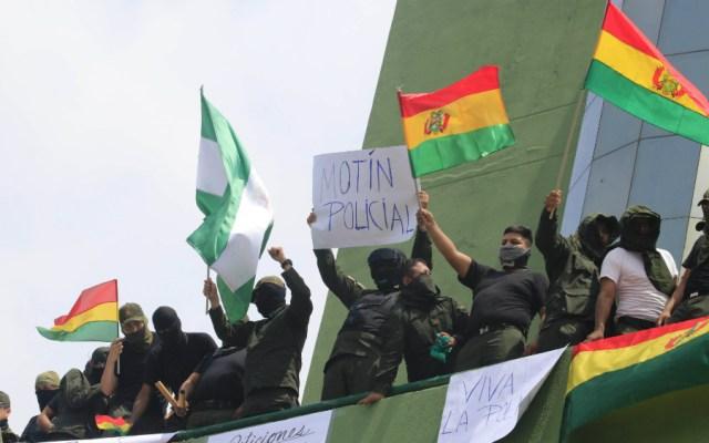 Renuncian gobernador y alcaldes en medio de crisis en Bolivia - Foto de EFE