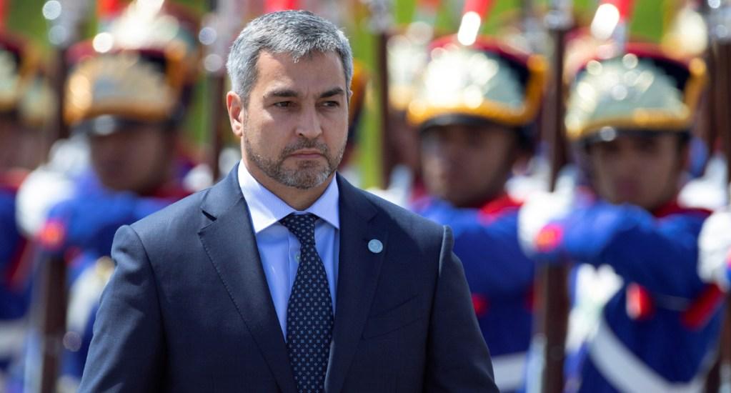 Paraguay estaba dispuesto a conceder asilo político a Evo Morales - Presidente de Paraguay. Foto de EFE