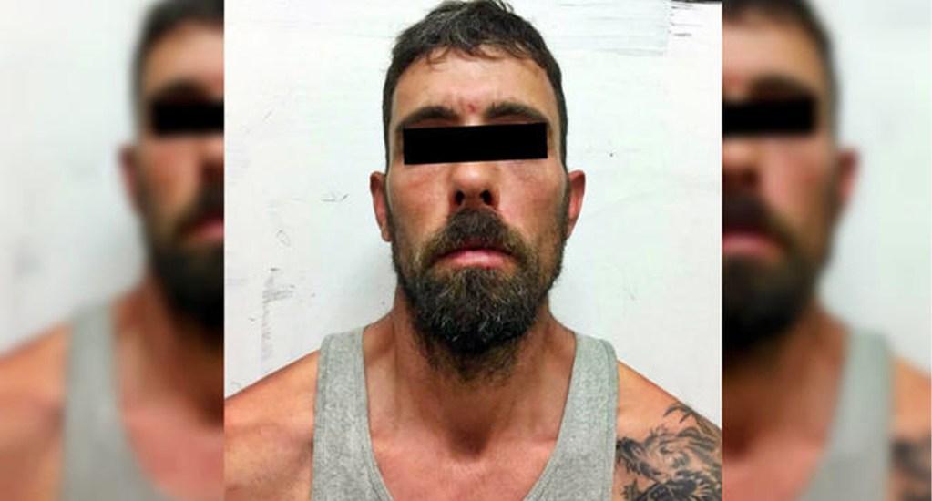 Detienen en Sonora a prófugo estadounidense acusado por violencia sexual - Prófugo estadounidense