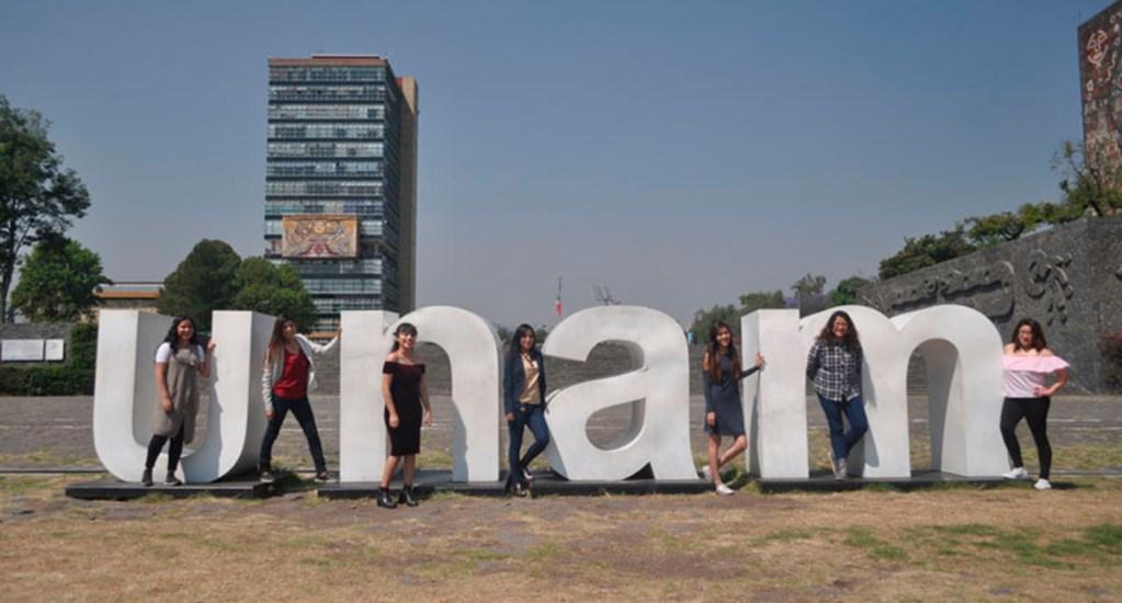 Protocolo contra la Violencia de Género en la UNAM. Foto de UNAM