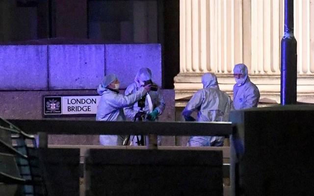 Atacante del Puente de Londres, vinculado a grupos terroristas - puente de Londres