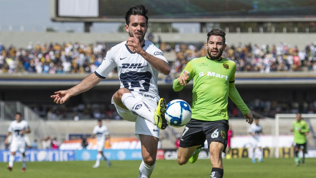 UNAM empata con Juárez y deja a la deriva su entrada a la Liguilla - Pumas Juárez partido futbol