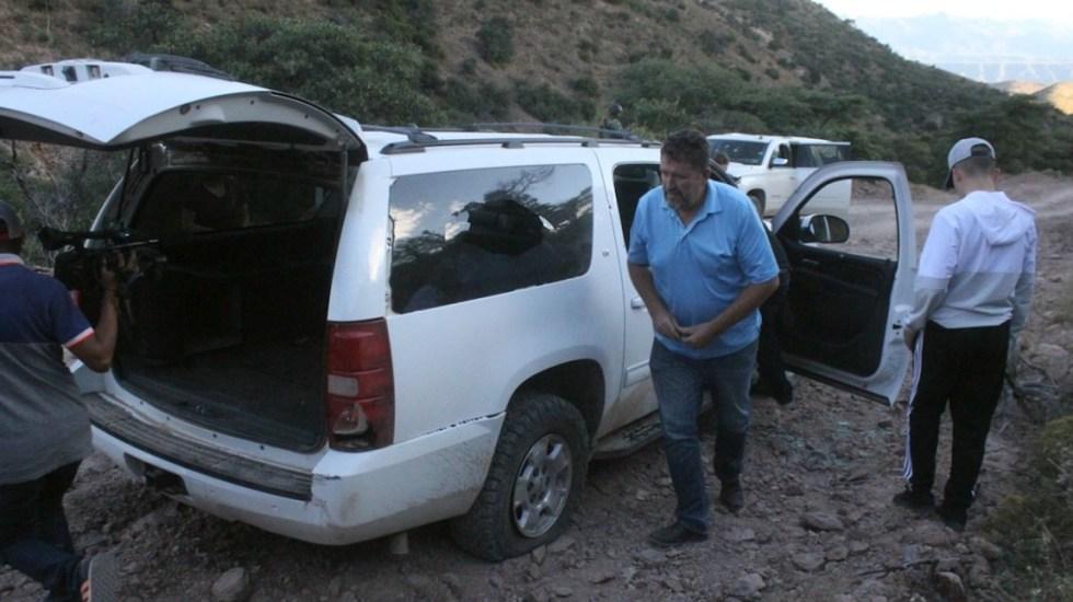 Se recuperan los niños heridos en el ataque a la familia LeBarón - LeBarón