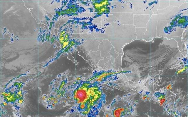 Emiten recomendaciones ante trayectoria de Raymond en el Pacífico - Raymond tormenta tropical