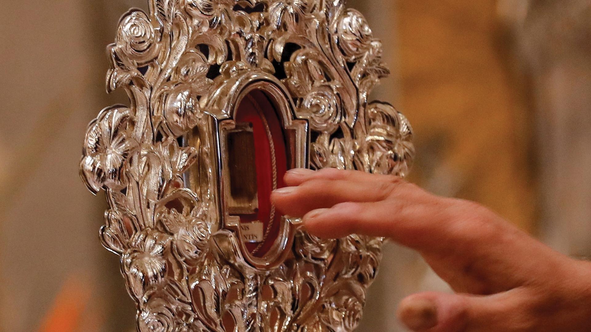 Venerada reliquia del pesebre de Jesús regresa a Belén