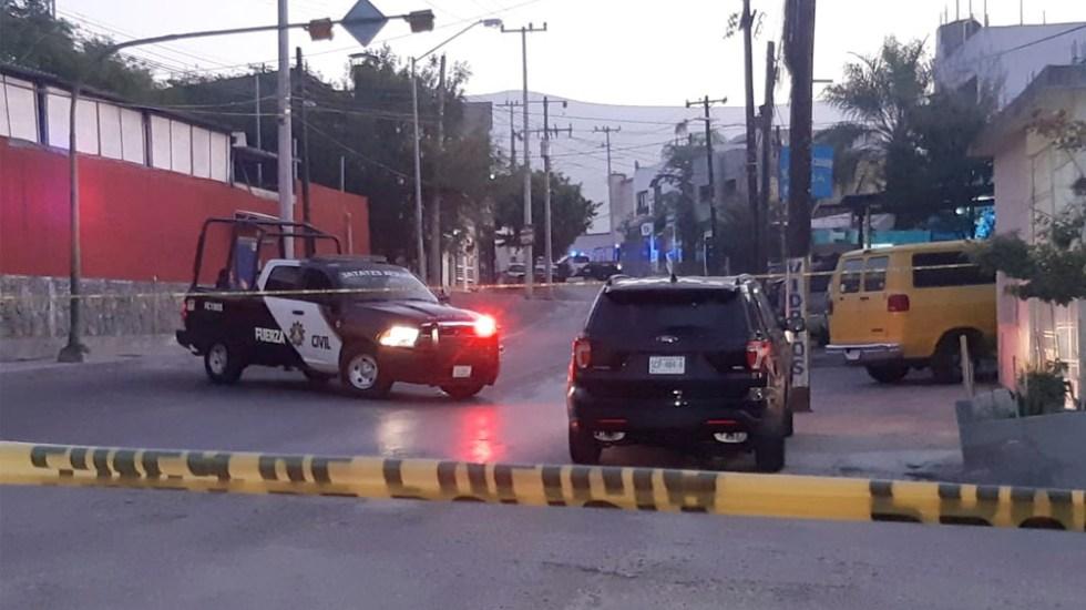 Encuentran siete bolsas con restos humanos en Monterrey - Encuentran siete bolsas con restos humanos en Monterrey