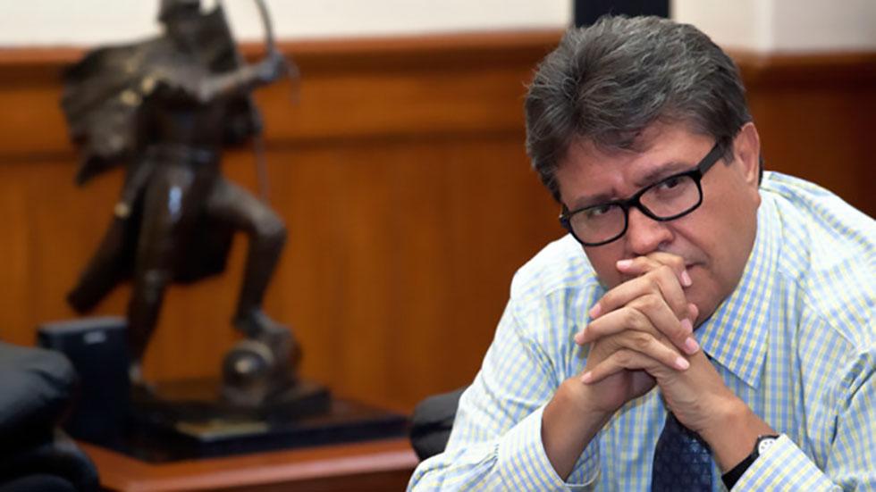 Ricardo Monreal Ávila. Foto de ricardomonreal.mx