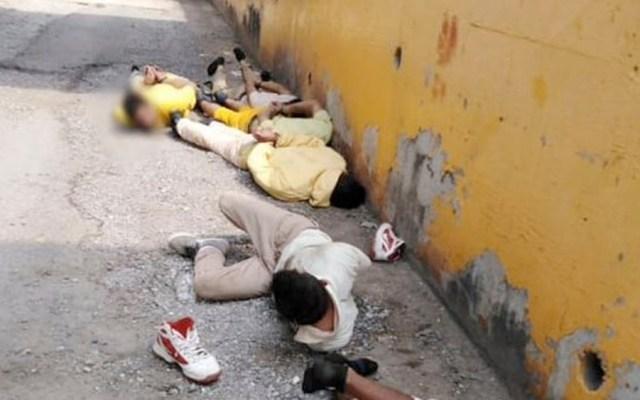 Nueva riña en penal de Atlacholoaya deja al menos dos muertos - riña penal morelos
