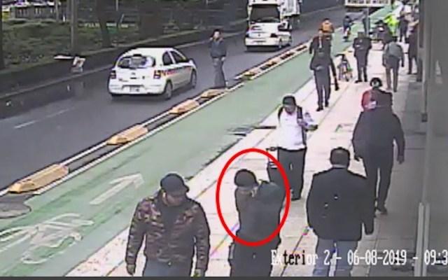 Detiene SSC de CDMX a autor material del robo de Casa de Moneda de Paseo de la Reforma - Edgar Tenorio, implicado en el Robo a la Casa de Moneda. Fotoo de SSC.