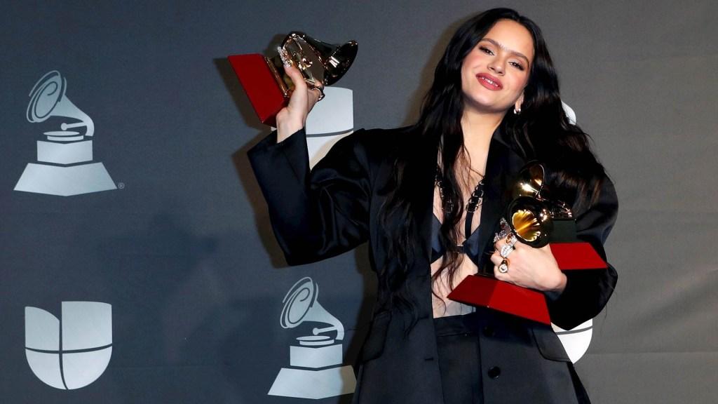 Rosalía arrasa con los Latin Grammy 2019 - Rosalía Latin Grammy