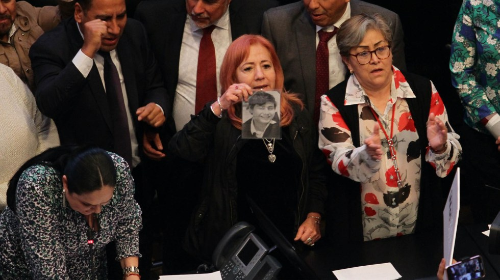 Rosario Piedra rechaza llegar 'descalificada' a la CNDH - Rosario Piedra Ibarra CNDH Senado