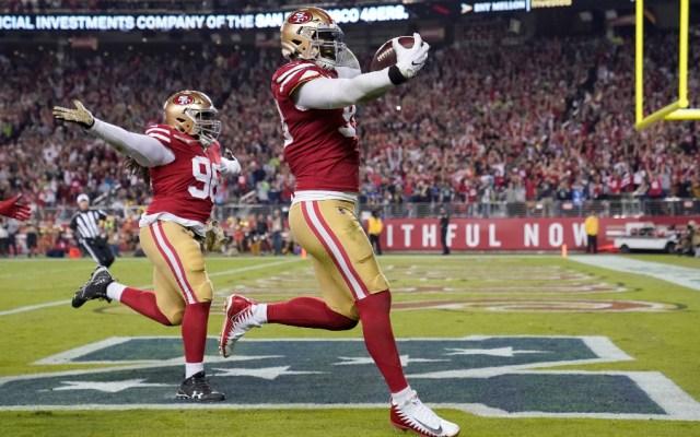 NFL mueve el Empacadores vs 49ers al horario estelar - Foto de EFE