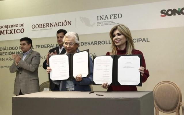 Importante fortalecer capacidades de municipios del país: Sánchez Cordero - Foto de Olga Sánchez Cordero