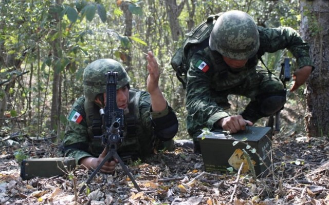 Senado aprueba 380 ascensos para Sedena y Semar - Sedena Ejército México