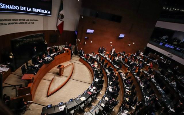 Frenan en el Senado reforma sobre outsourcing - Foto de Notimex