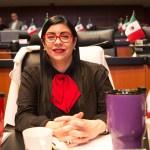 No condonación de impuestos, sí prórrogas: Vanessa Rubio Márquez - Senadora Vanessa Rubio. Foto de @VanessaRubioMarquez