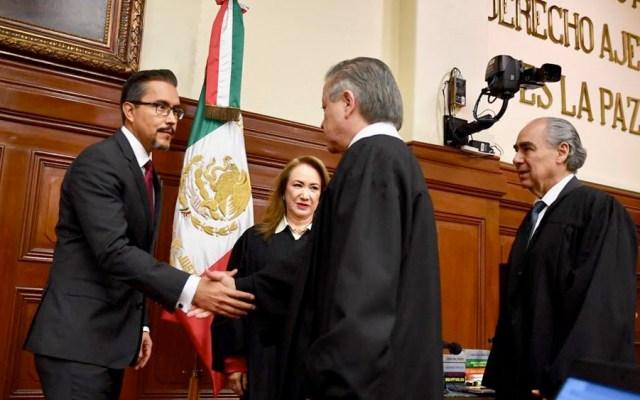 Designan a Sergio Molina y Bernardo Bátiz como consejeros del CJF - Sergio Molina CJF