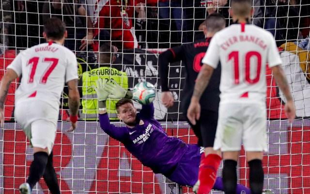 Sevilla y Atlético de Madrid empatan, desperdician posibilidad de ser líderes - Empate del Sevilla y el Atlético de Madrid