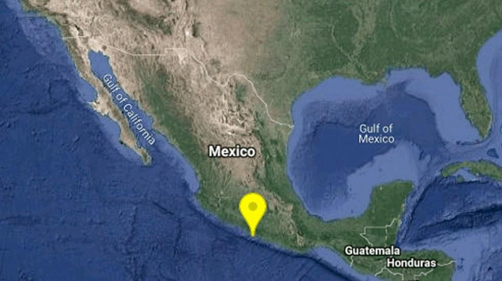 Sismo magnitud 4.0 sacude Guerrero - sismo guerrero