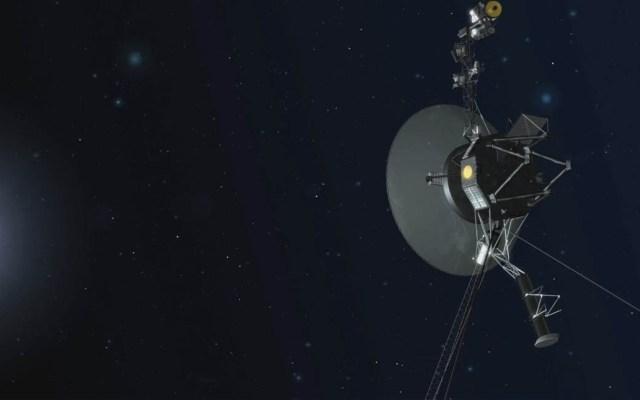 Sonda espacial Voyager 2 llega al espacio interestelar - Sonda espacial Voyager