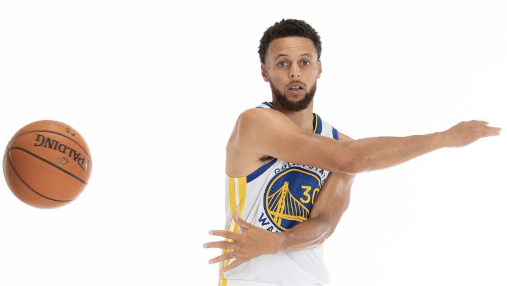 Stephen Curry apunta al 1 de marzo para regresar a las duelas - Foto de NBA