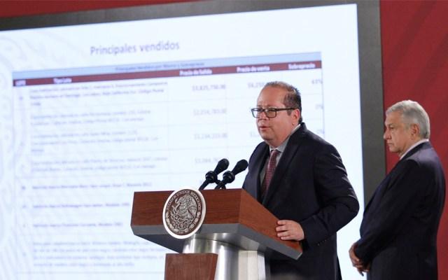 Subasta de bienes del 'Chapo' Guzmán recauda 16.2 mdp - subasta chapo