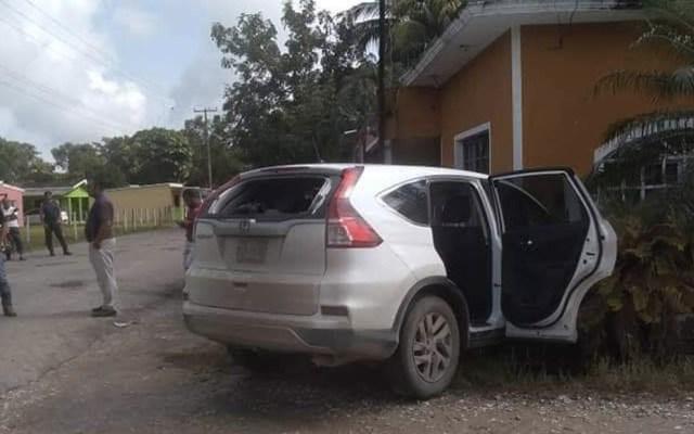 Enfrentamiento en Tabasco deja cuatro policías municipales heridos - Tabasco Cárdenas enfrentamiento
